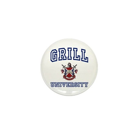 GRILL University Mini Button (100 pack)