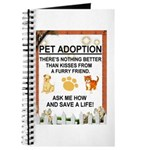 """Pet adoption"" Journal"
