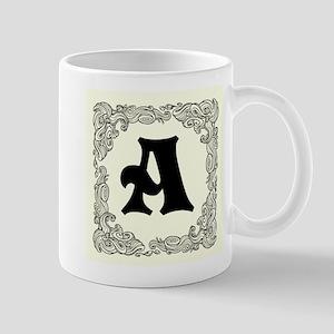 Personalized Monogram Initial Mugs