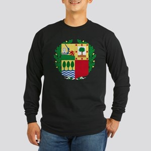Basque Coat of Arms Long Sleeve T-Shirt
