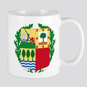 Basque Coat of Arms Mugs