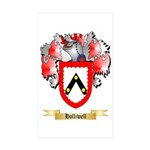Holliwell Sticker (Rectangle 50 pk)