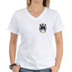 Hollis Women's V-Neck T-Shirt