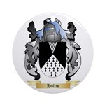 Hollis Ornament (Round)