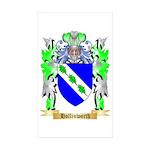 Hollinworth Sticker (Rectangle 10 pk)