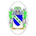 Hollinworth Sticker (Oval 10 pk)