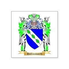 Hollinsworth Square Sticker 3