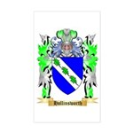 Hollinsworth Sticker (Rectangle)