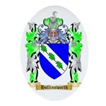 Hollinsworth Ornament (Oval)