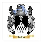Hollins Square Car Magnet 3