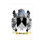 Hollings Sticker (Rectangle 10 pk)