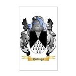 Hollings 35x21 Wall Decal