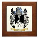 Hollings Framed Tile