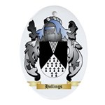 Hollings Ornament (Oval)