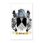 Holling 35x21 Wall Decal