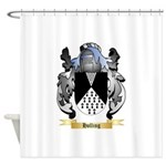 Holling Shower Curtain