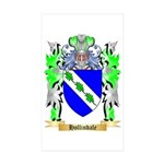 Hollindale Sticker (Rectangle 50 pk)