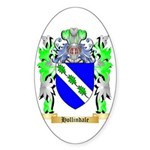 Hollindale Sticker (Oval 10 pk)