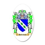 Hollindale 35x21 Oval Wall Decal