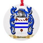 Holliman Round Ornament