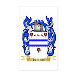 Holliman Sticker (Rectangle 50 pk)