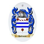 Holliman Ornament (Oval)