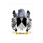 Hollies Sticker (Rectangle 50 pk)