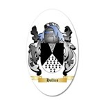 Hollies 35x21 Oval Wall Decal