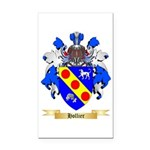 Hollier Rectangle Car Magnet