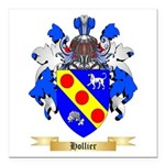 Hollier Square Car Magnet 3