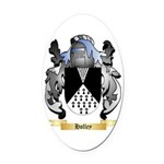 Holley Oval Car Magnet