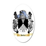 Holley 20x12 Oval Wall Decal