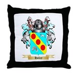 Holley 2 Throw Pillow