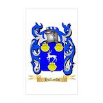 Hollands Sticker (Rectangle)
