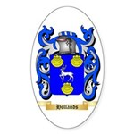 Hollands Sticker (Oval 10 pk)