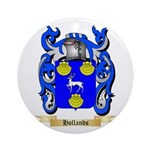Hollands Ornament (Round)