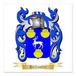 Hollander Square Car Magnet 3