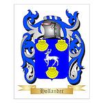 Hollander Small Poster