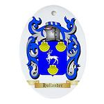 Hollander Ornament (Oval)
