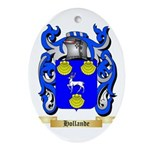 Hollande Ornament (Oval)