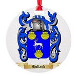 Holland Round Ornament