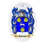 Holland Ornament (Oval)