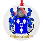 Holl Round Ornament