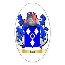 Holl Sticker (Oval)