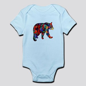BEAR PAINTED Body Suit