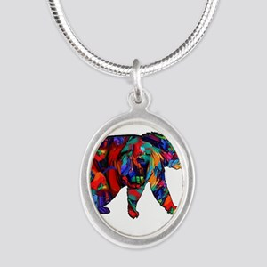 BEAR PAINTED Necklaces