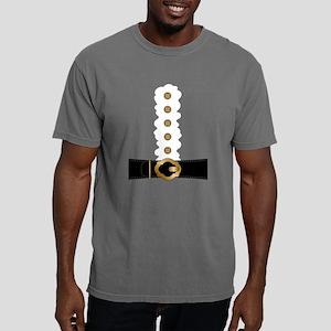 Santa Costume Mens Comfort Colors Shirt