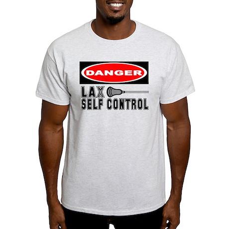 Lacrosse Control Danger Light T-Shirt