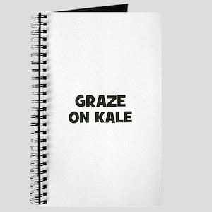 graze on kale Journal