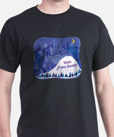 Cute Home theater T-Shirt